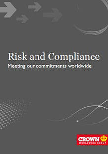 Risk and Compliance Report