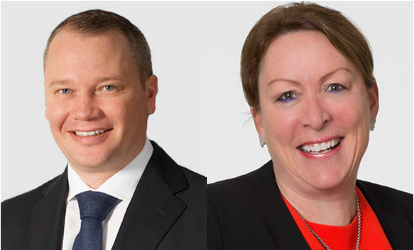 Norah Franchetti and Jurgen Zyderveld announced as new Chair and Vice-Chair of Executive Management Group
