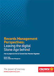 Records Management Perspectives