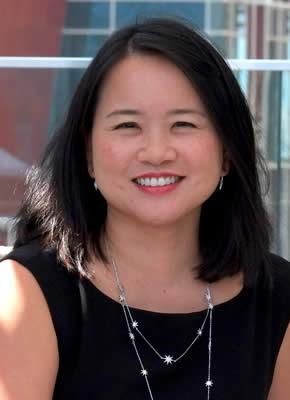 Photograph of Sherry Liu